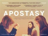Apostasy movie poster