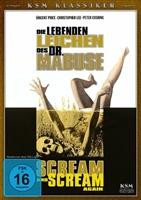 Scream and Scream Again movie poster