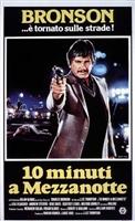 10 to Midnight movie poster