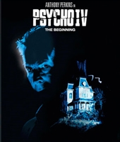 Psycho IV: The Beginning movie poster