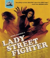 Lady Street Fighter movie poster
