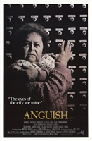 Angustia movie poster