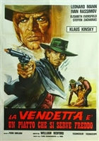 La vendetta è un piatto che si serve freddo movie poster