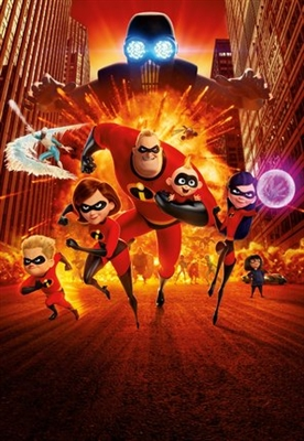 The Incredibles 2 Movie Poster 1573074 Movieposters2 Com