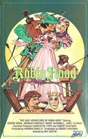 The Zany Adventures of Robin Hood movie poster