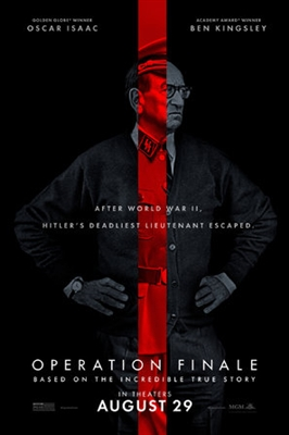 Operation Finale poster #1573346