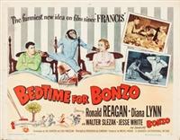 Bedtime for Bonzo movie poster