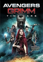 Avengers Grimm: Time Wars movie poster