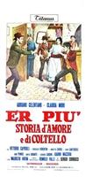 Er più: storia d'amore e di coltello movie poster