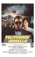Under the Volcano movie poster