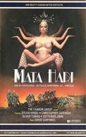 Mata Hari movie poster
