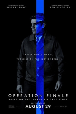 Operation Finale poster #1574108