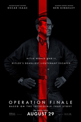 Operation Finale poster #1574110