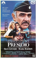 The Presidio movie poster