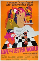 Love in a 4 Letter World movie poster