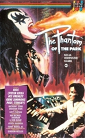 KISS Meets the Phantom of the Park movie poster