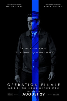 Operation Finale poster #1574805
