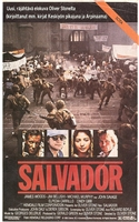Salvador movie poster