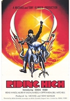 Riding High movie poster