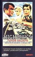 Smash-Up on Interstate 5 movie poster