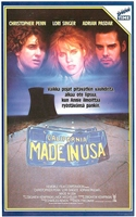 Made in U.S.A. movie poster