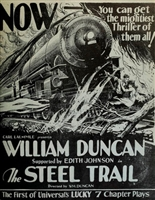The Steel Trail movie poster