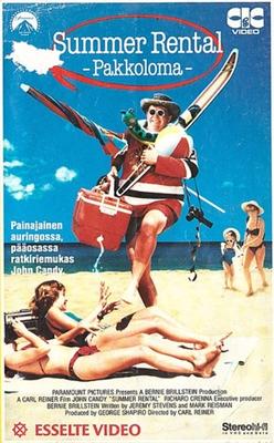 Summer Rental poster #1575570