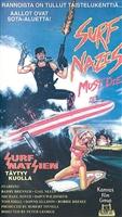 Surf Nazis Must Die movie poster