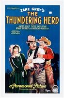 The Thundering Herd movie poster