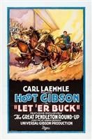 Let 'er Buck movie poster
