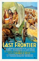 The Last Frontier movie poster