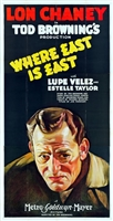 Where East Is East movie poster