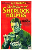 The Return of Sherlock Holmes movie poster