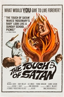 The Touch of Satan movie poster