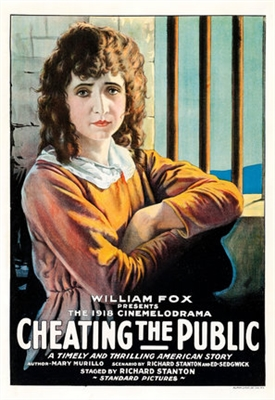Cheating the Public poster #1576102