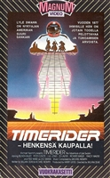 Timerider: The Adventure of Lyle Swann movie poster