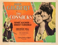 The Cossacks movie poster
