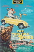 The Trouble with Spies movie poster