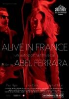 Alive in France movie poster