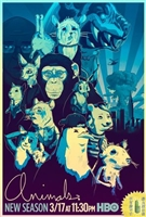 Animals. movie poster