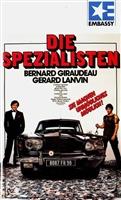 Spécialistes, Les movie poster