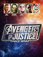 Avengers of Justice: Farce Wars movie poster