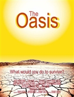 The Oasis movie poster