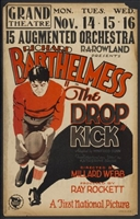 The Drop Kick movie poster
