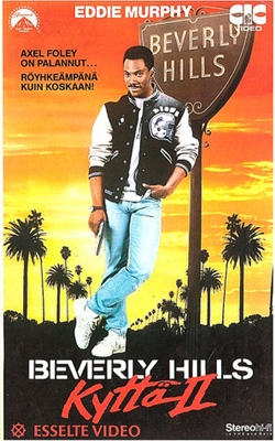 Beverly Hills Cop 2 poster #1577449