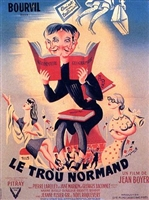 Le trou normand movie poster