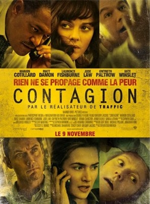 Contagion poster #1577457