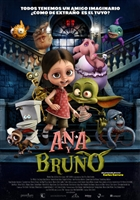Ana y Bruno  movie poster