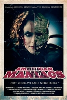 American Maniacs movie poster