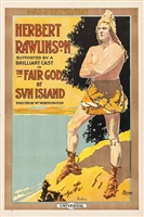 The Fair God of Sun Island movie poster